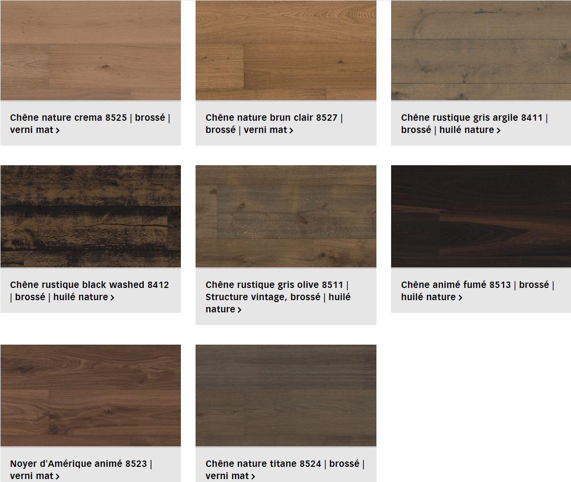 Finitions sol en bois Lindura pour plancher chauffant (3/3)