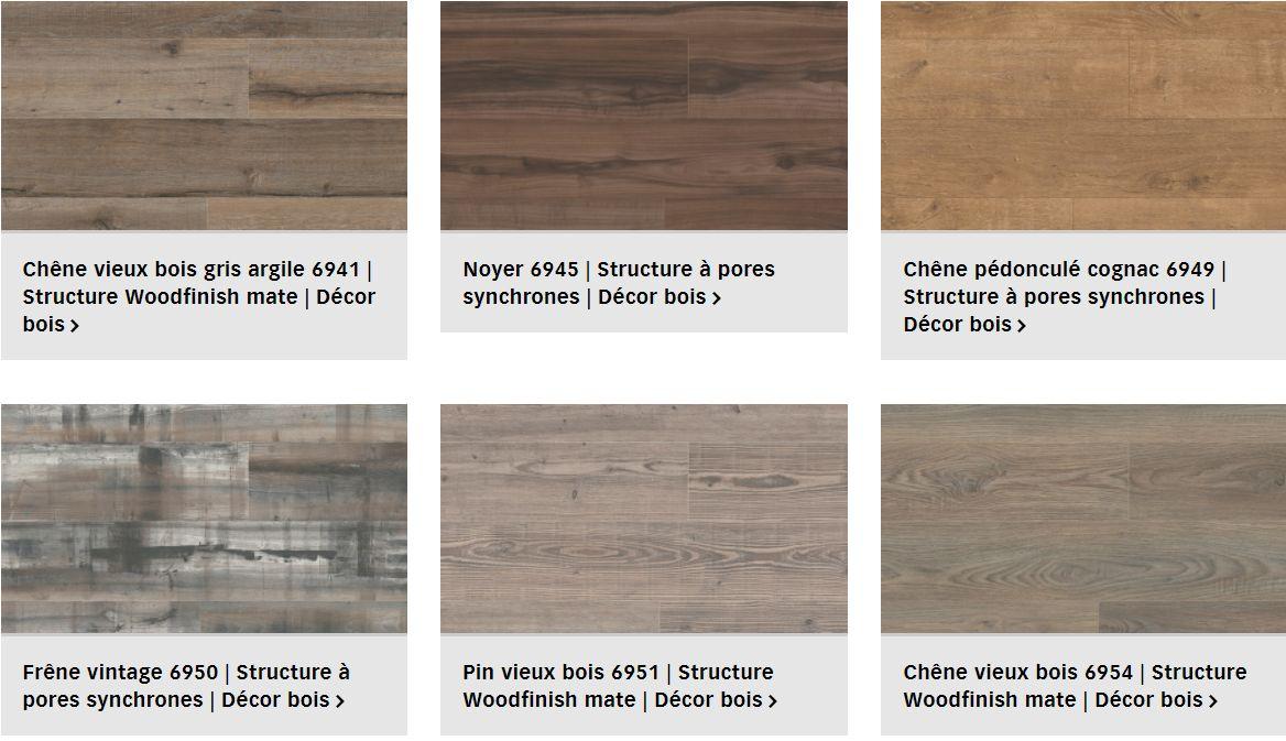 Finitions pour Sol Design Catega Flex Meister pour plancher chauffant (3/3)