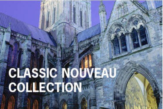 Parquet Kahrs Original Classic Nouveau Collection pour plancher chauffant
