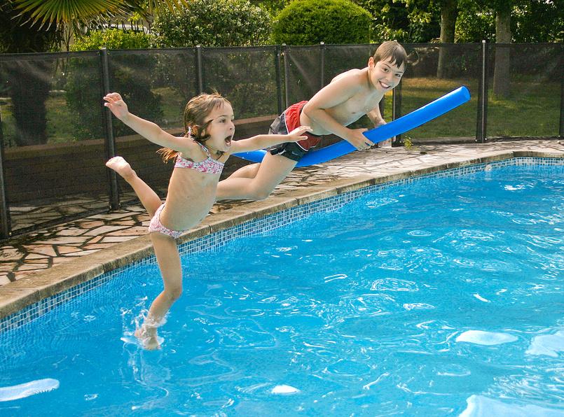 Chauffage solaire piscine : le chauffage piscine par Caleosol