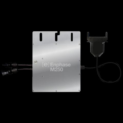 Composants électriques pour panneaux solaires hydrides