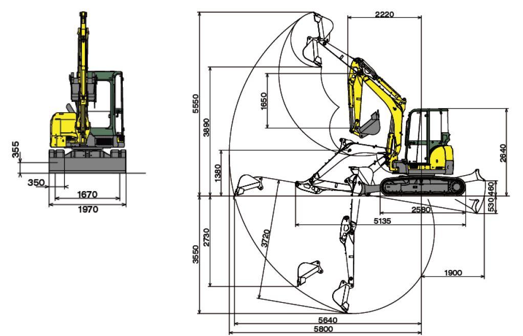 Installation d'une corbeille géothermique pour climatisation pour combles