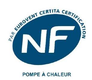 Pompe à chaleur NF PAC A++