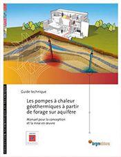 Pompe à chaleur géothermique sur aquifère