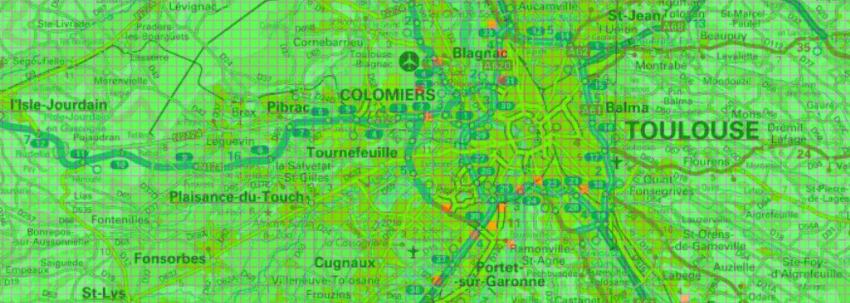 Carte verte orange pour la géothermie à Toulouse