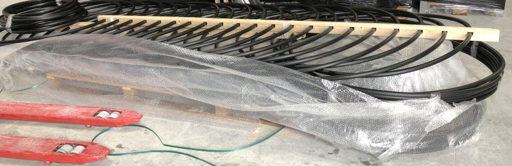 Conditionnement du kit 6 corbeilles géothermiques