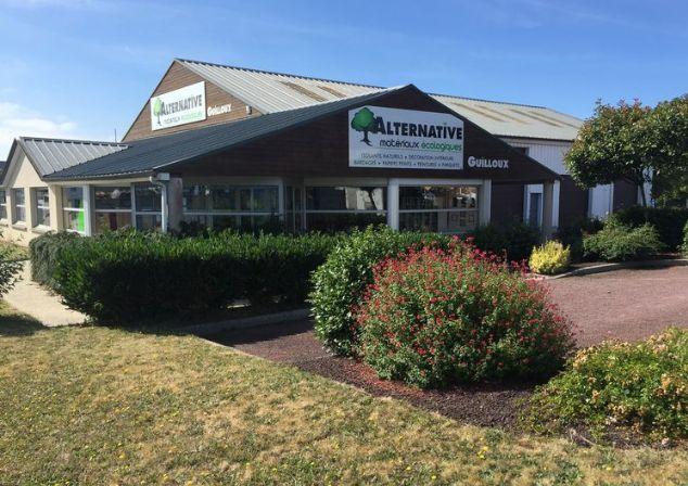 Le plancher chauffant Caleosol proposé par le Magasin Alternative Matériaux Ecologiques à Granville