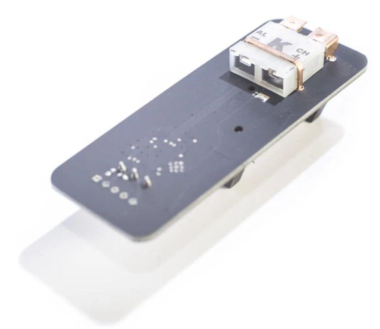 La carte contrôleur du thermocouple K enregistreur sans fils