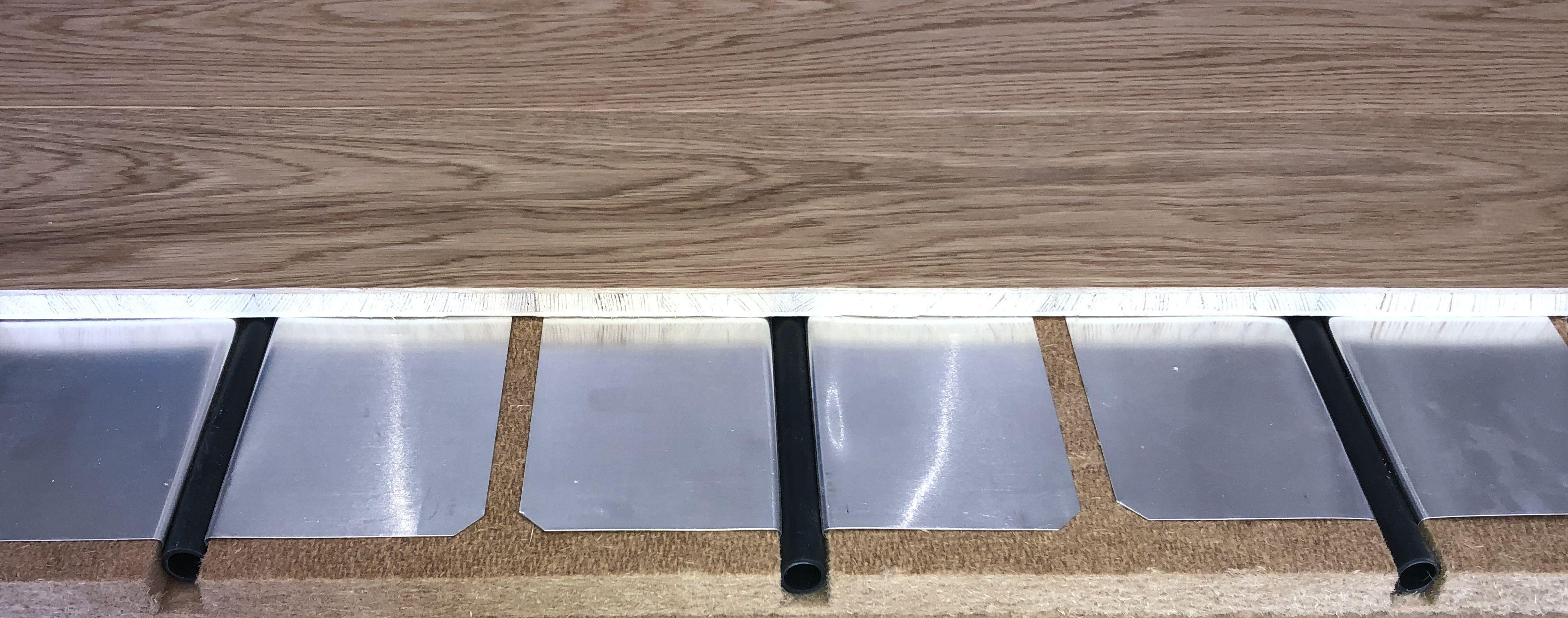 le plancher chauffant Caleosol ECO+ 20mm pour pose en étage