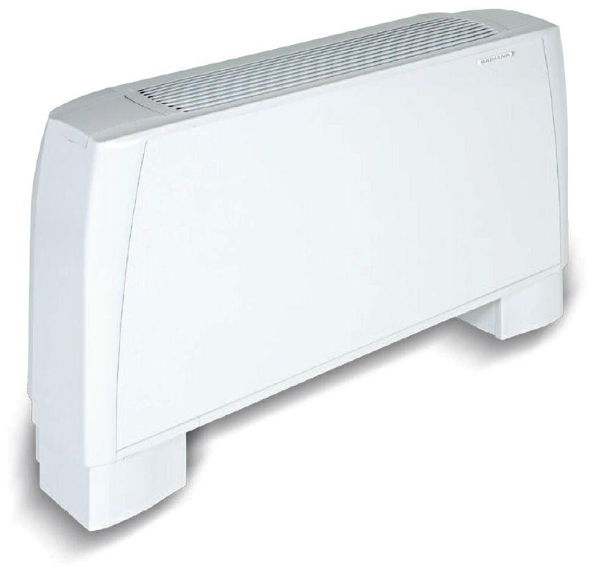 climatisation pour combles avec radiateur reversible