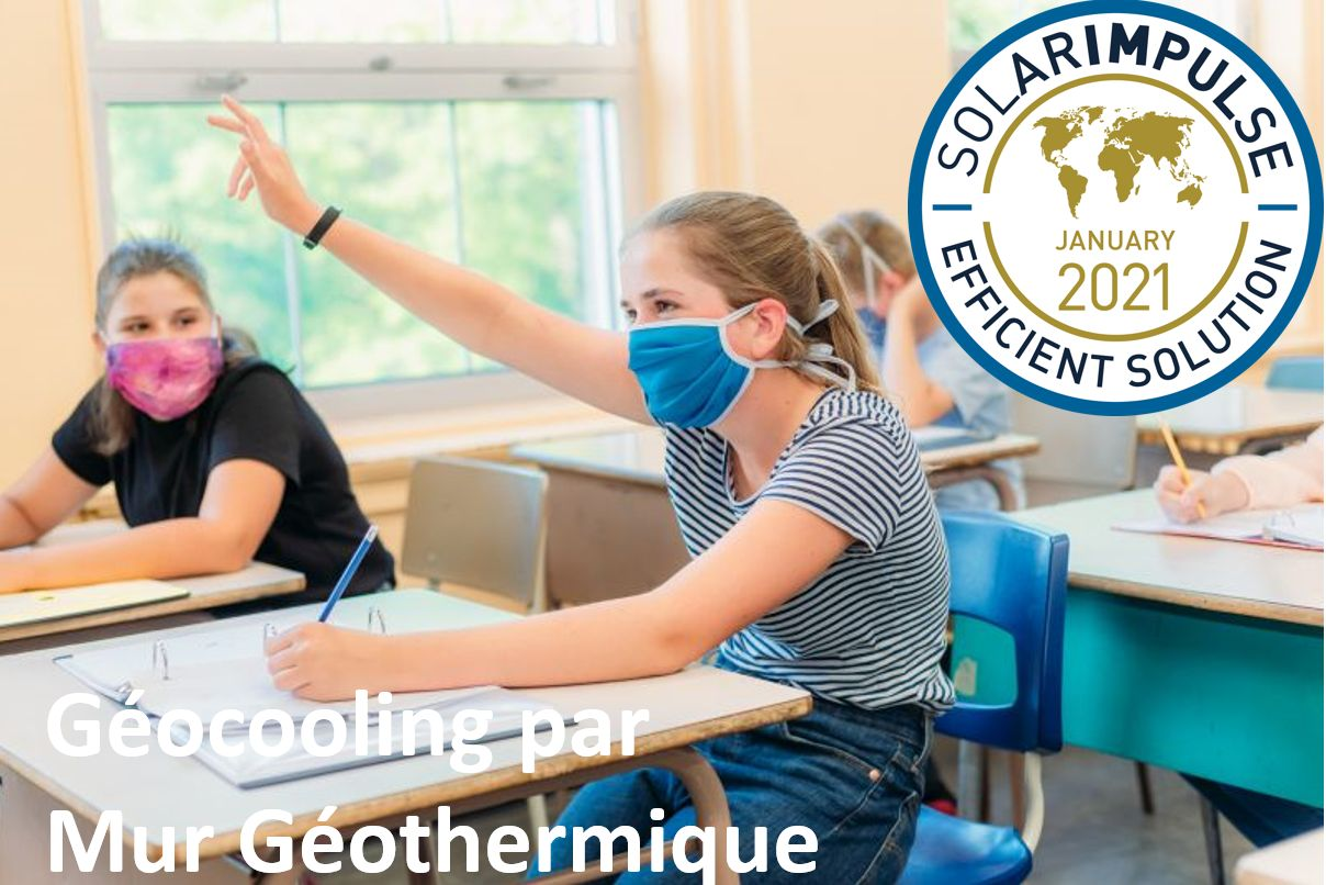 Climatiser les écoles, collèges, lycées