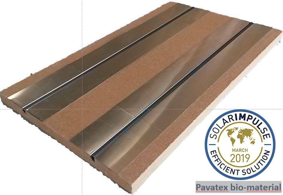 Kit plancher chauffant Caleosol Tradi ECO+ 40mm RT2020