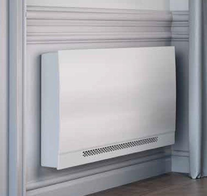 Radiateur réversible  - 16 m² whisper