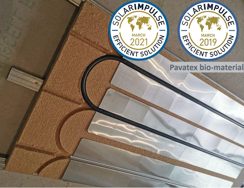 Kit plafond chauffant rafraîchissant RE2020 ECO+