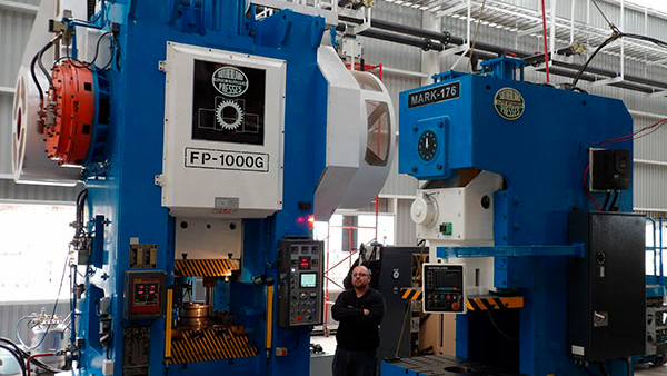THE FACE OF NEW FORGING & TRIM CELLS