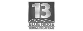 Logo blueridge communication