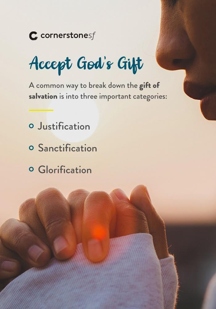 Accept God's Gift