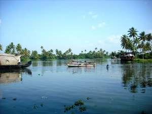 trip53_Indien_Kerala_kleines Boot