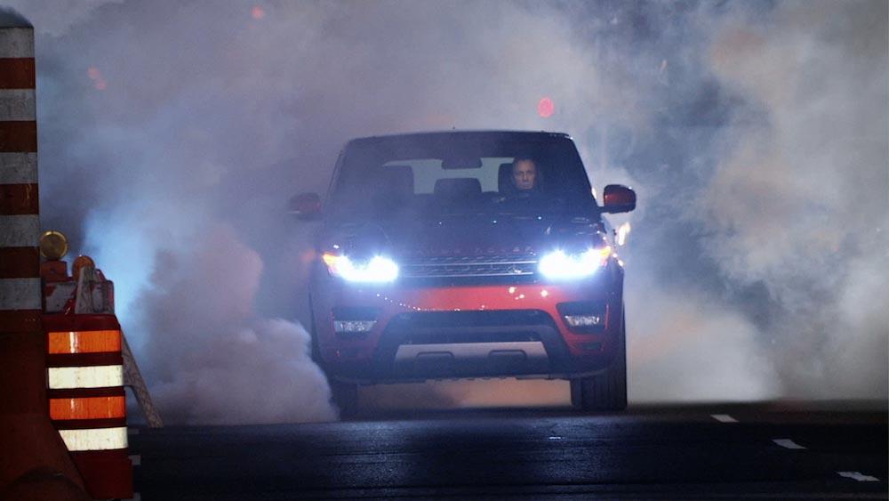 Range Rover Sport Reveal