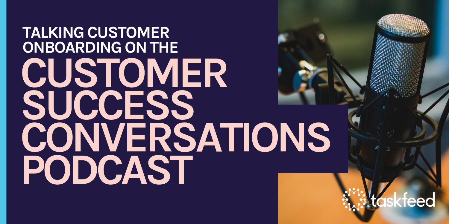 Andy talks Customer Success on the Adam Joseph Podcast
