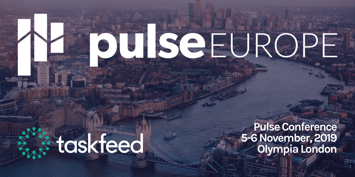 Pulse Europe 2019: An Agenda for the Customer Onboarding Crowd