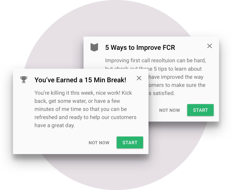 An Intradiem product examples using Intraday Automation technology
