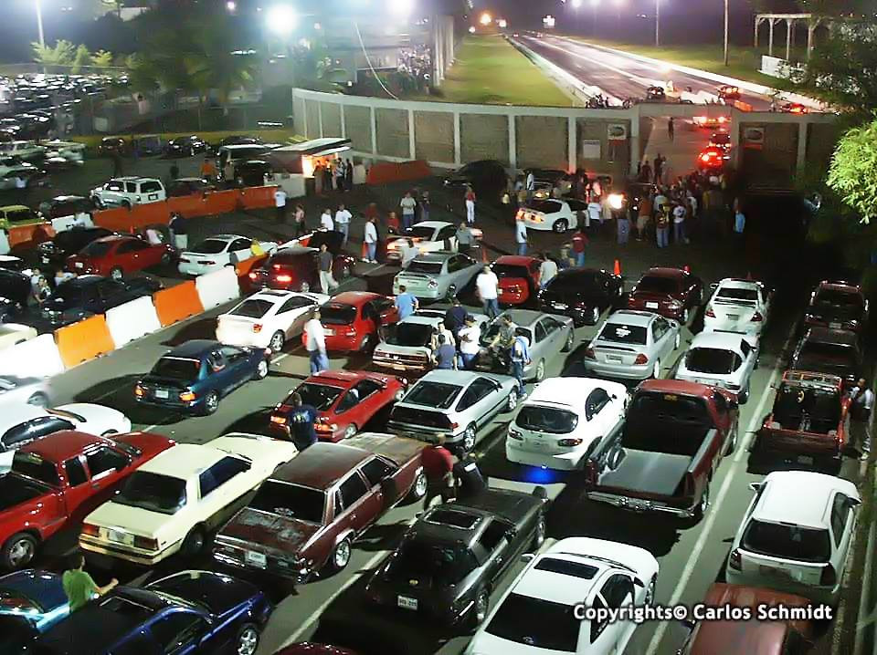 "Pista de Carolina (""Carolina Speedway""). Carolina, Puerto Rico."