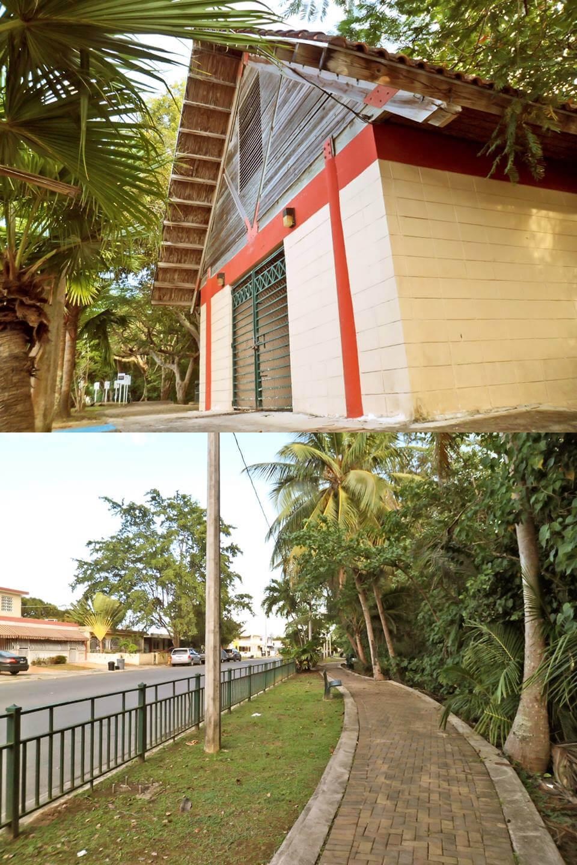 Paseo Tablado, Villa Carolina, Carolina, Puerto Rico.