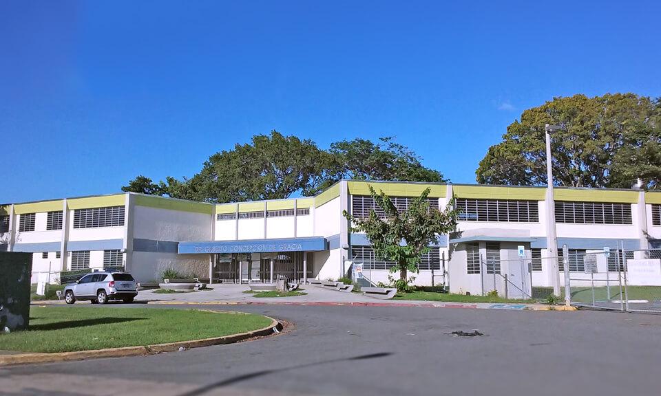 Escuela de Villa Fontana, Dr. Gilberto Concepción De Gracia, Carolina, PR.