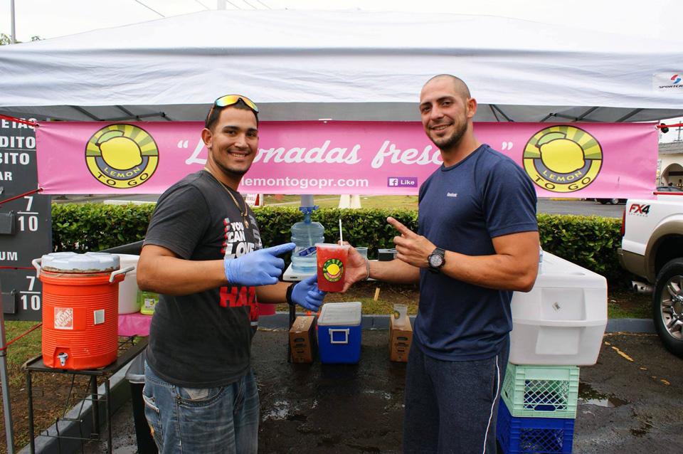 Lemon To Go, Carolina, Puerto Rico.