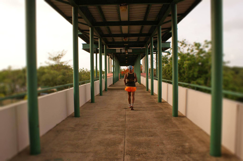 Puente Peatonal Puerta de la Carolina, Carolina, Puerto Rico.