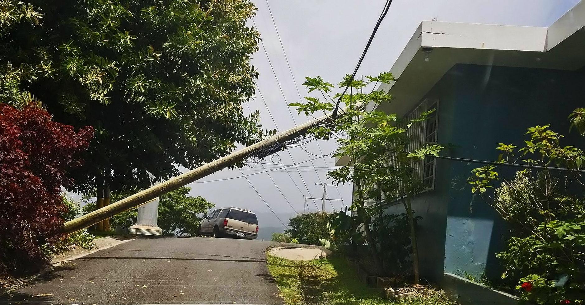 Sector Flor Carrasquillo del Barrio Carruzos, Carolina, PR.