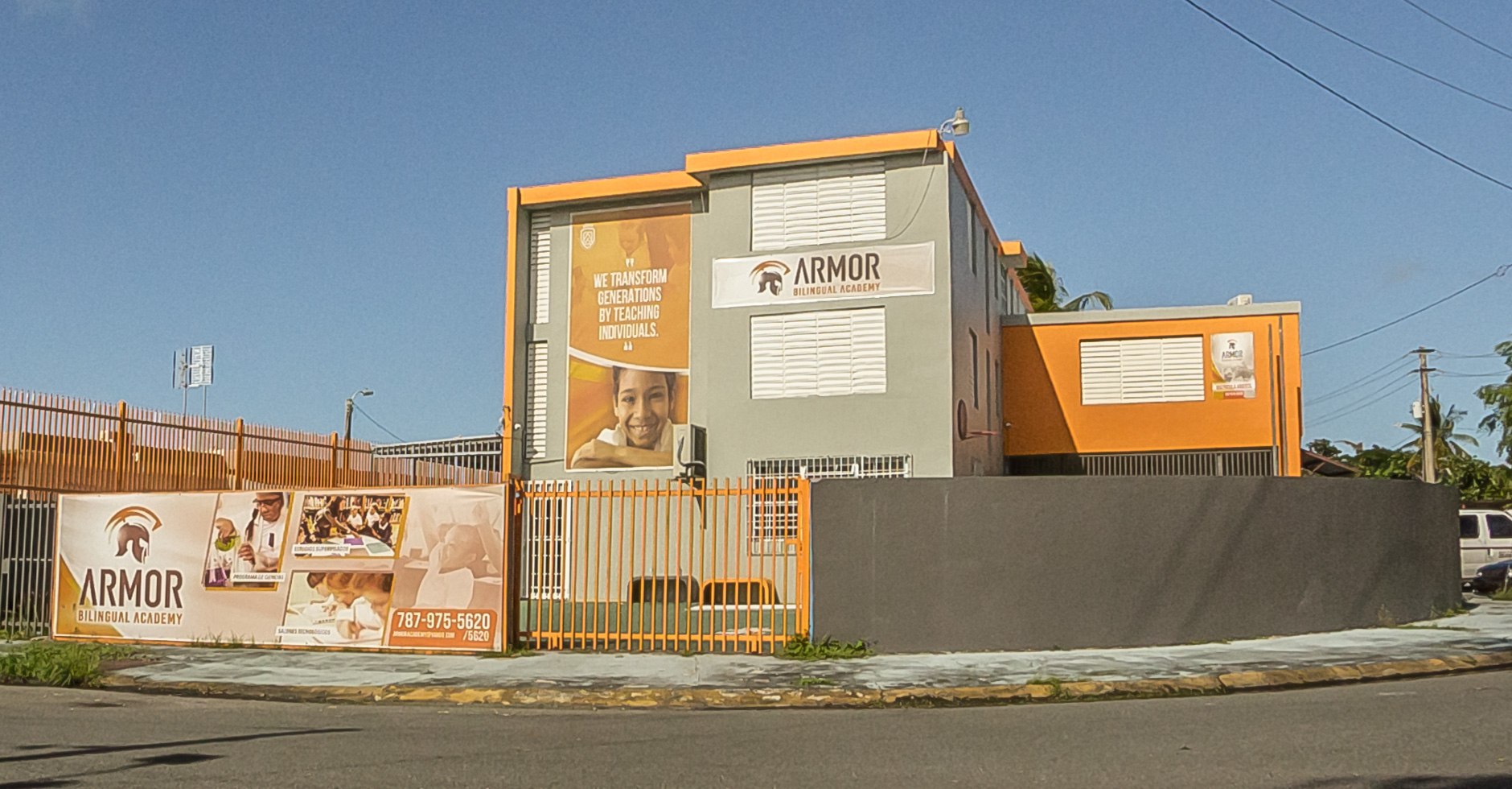 Armor Bilingual Academy