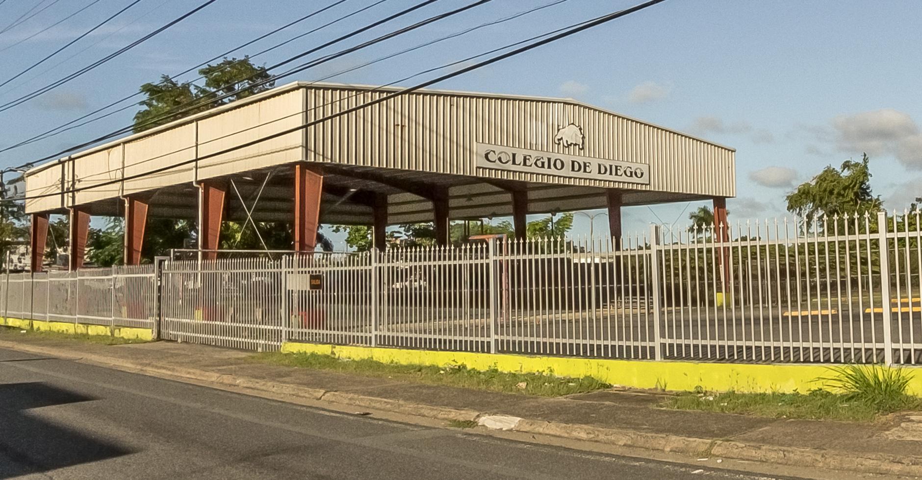 Colegio De Diego