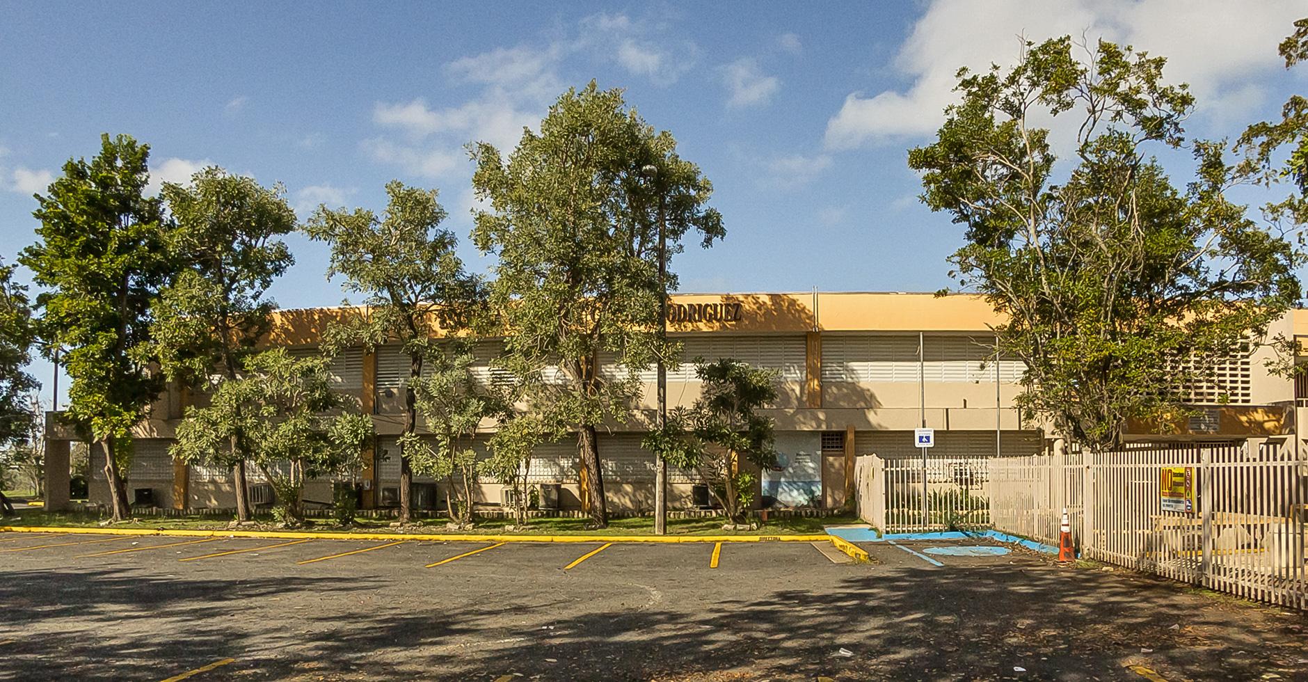 Escuela Rvdo. Félix Castro Rodríguez
