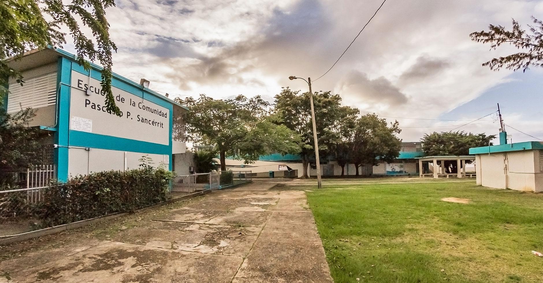 Escuela de la Comunidad Pascasio C. Sansérrit
