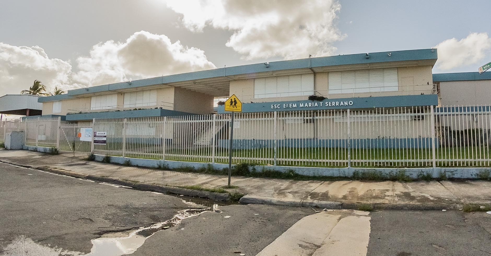 Escuela María T. Serrano