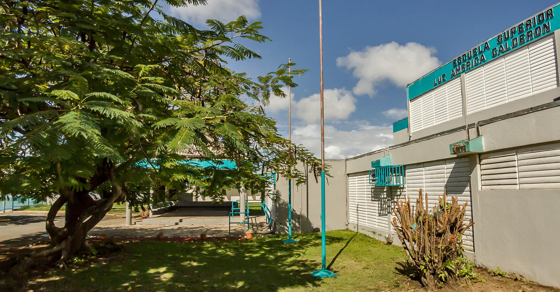 """Escuela Luz América Calderón (""""La 5"""")"""