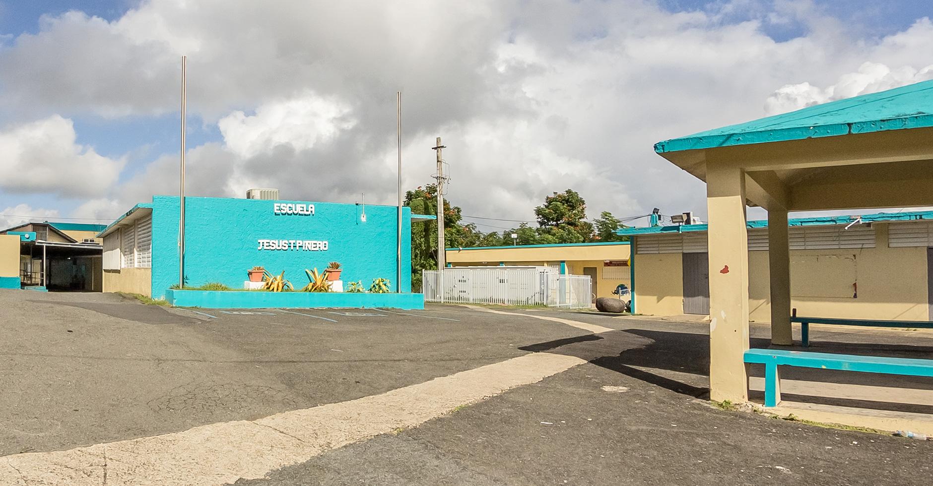Escuela Jesús T. Piñero