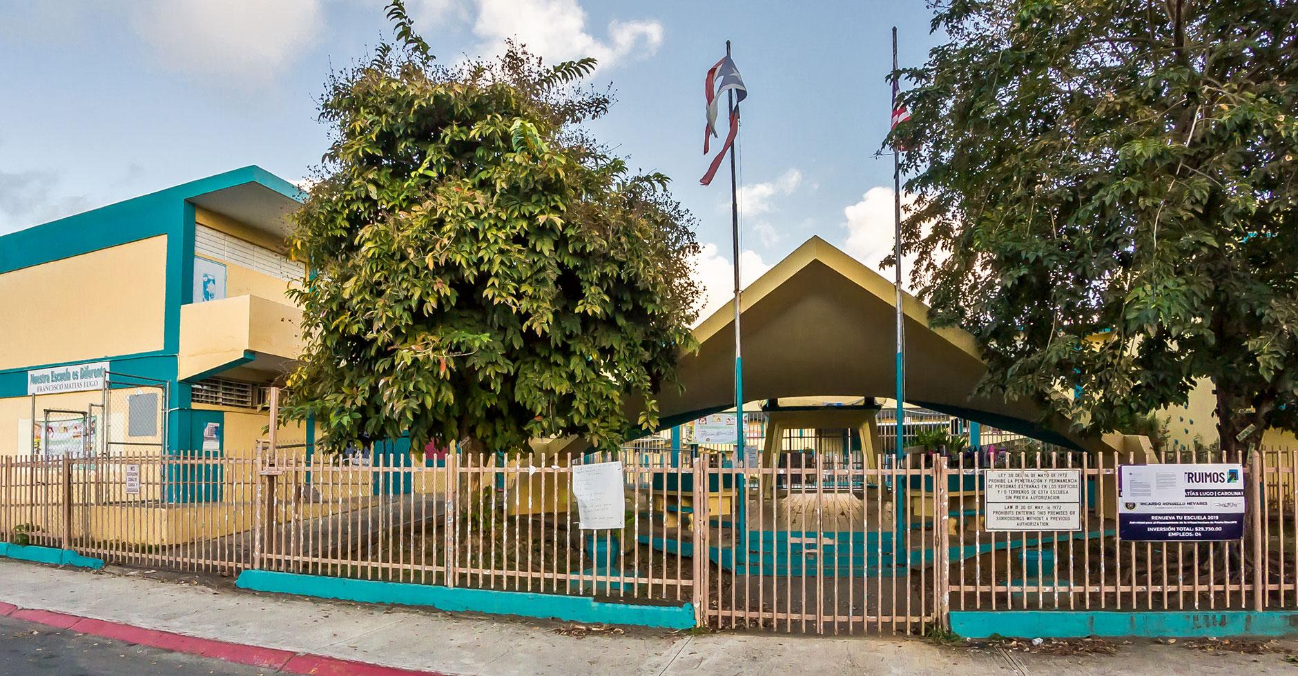 Escuela Francisco Matías Lugo