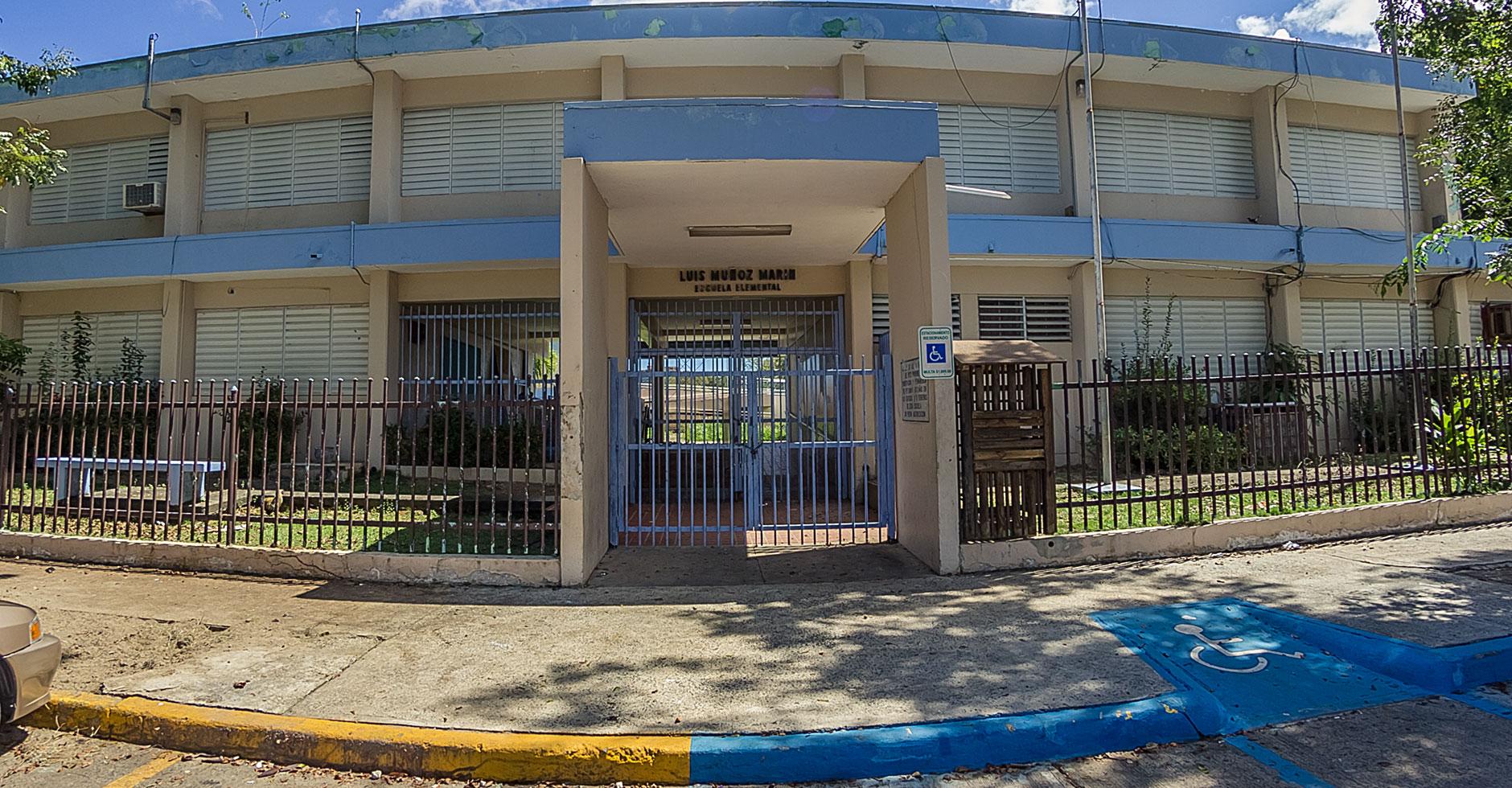 Escuela Luis Muñoz Marín