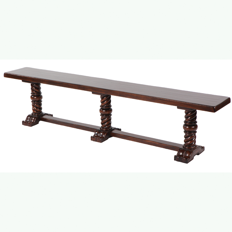 Outstanding European Cherry 84 Backless Bench Gmtry Best Dining Table And Chair Ideas Images Gmtryco