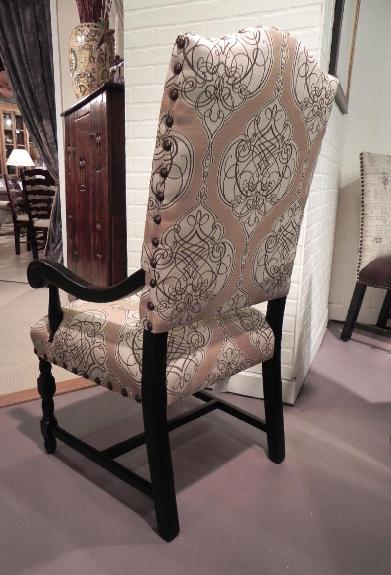 Baroque Arm Chair