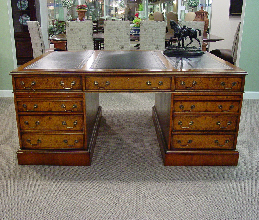 id sale storage desk case f pieces chippendale l furniture partners made for at desks english