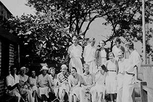 Jensen's Social Club Rushcutters Bay c.1930s