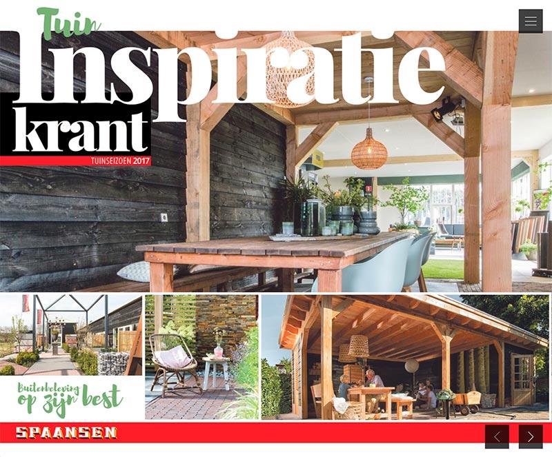 Tuin en Inspiratiemagazine