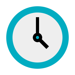 clock for daily schedule