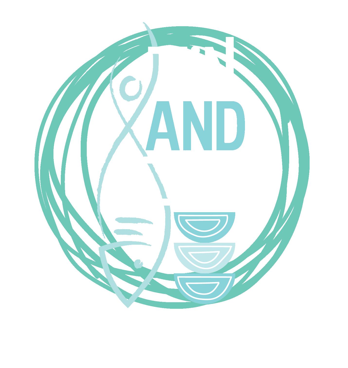 Fin and Zen Logo