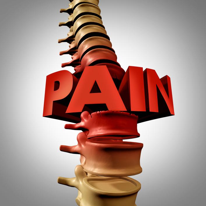 kyphoplasty, back pain relief, balloon vertebroblasty, human spine