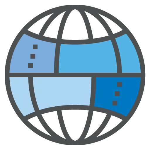 Global online HR Software icon